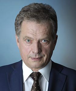 Новый президент Финляндии - Саули Ниинисто